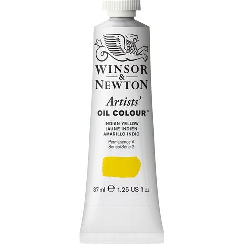 Artist Oil, Indian Yellow, 37 ml