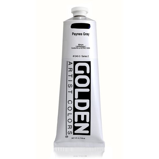 Golden Heavy Body 148ml 12403 Paynes Grey S2