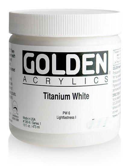 Golden Heavy Body 473 ml 13806 Titanium White S1