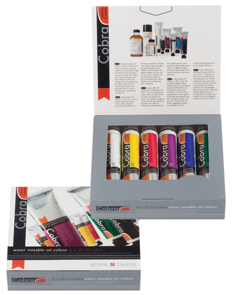 Cobra Artist – Trial Set – 6x20ml