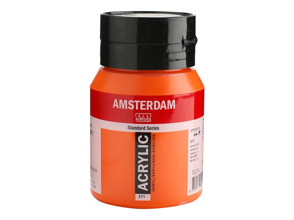 311 Amsterdam Standard - Vermillion 500 ml