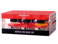 Amsterdam Ink Set – 6x30ml