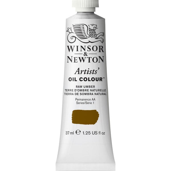Artist Oil, 554 Raw Umber, 37 ml