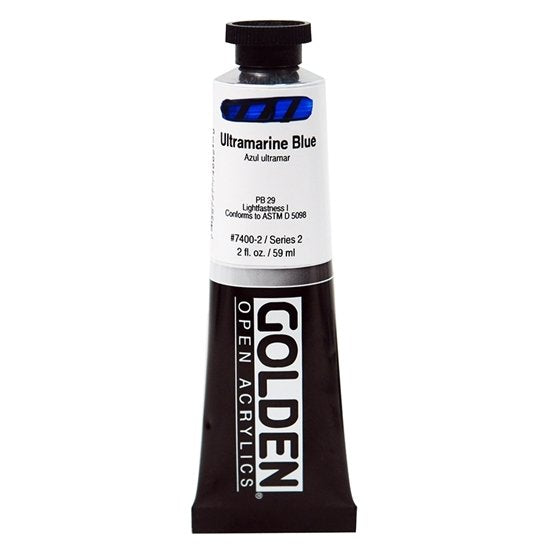 Golden Open Ultramarine Blue  74002 S2 59 ml