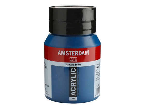 557 Amsterdam Standard - Greenish blue 500 ml