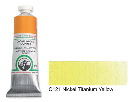 C121 Nickel Titanium Yellow 40 ml