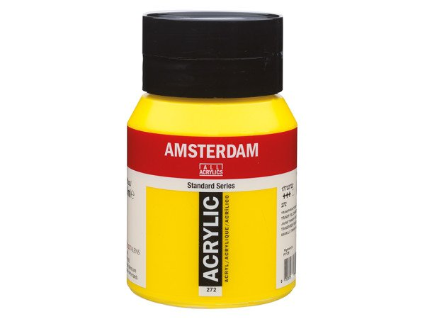 272 Amsterdam Standard - Transparent yellow medium 500 ml