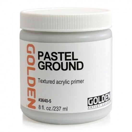 Golden Gesso Acrylic ground for pastel, 237ml 36405