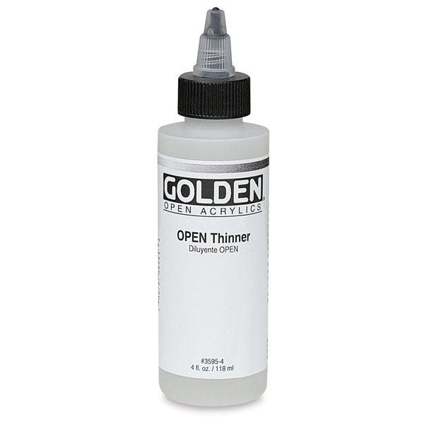 Golden Open thinner 118 ml 35954