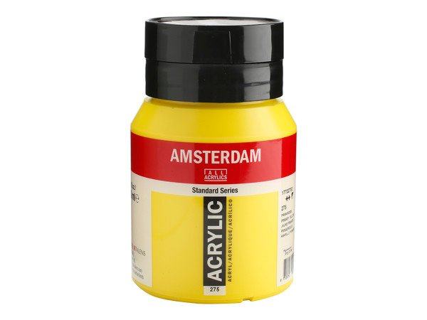 275 Amsterdam Standard -  Primary yellow 500 ml