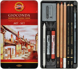 Koh-i-noor Gioconda Professional Art Set 8890