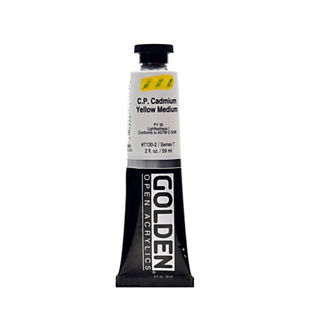 Golden Open Cadmium Yellow Medium 59 ml S7 71302