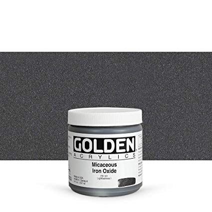 Golden Heavy Body 118 ml 40804 Micaceous Iron Oxide S4