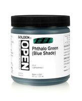 Golden Open 72705 Phthalo Green Blue Shade S4 237 ml