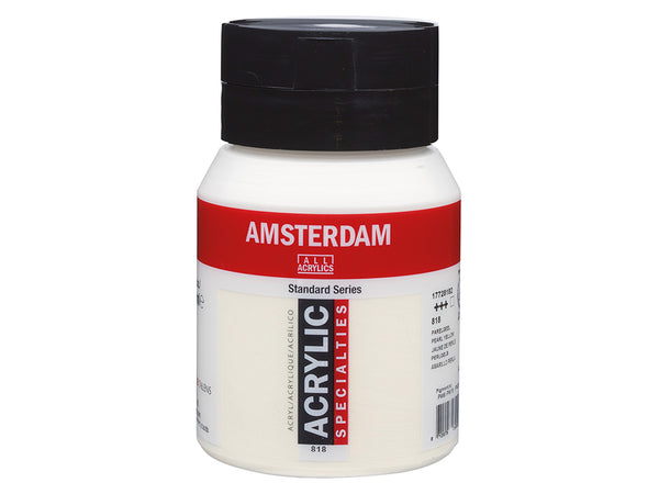 818 Amsterdam Standard - Pearl yellow 500 ml