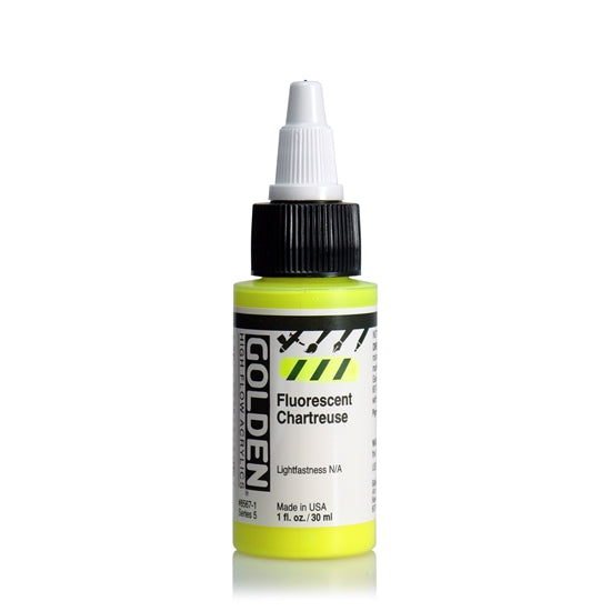 Fluorescent Chartreuse S5 30 ml 85671
