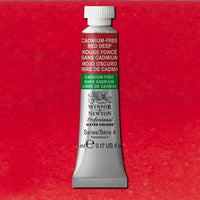 Professional water colour, 895 Cadmium-Free Red Deep (Ny) S4 -  5 ml