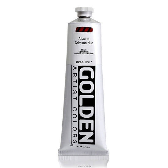 Golden Heavy Body 148ml 14503 Alizarin crimson Hue S7