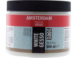 Amsterdam Gesso White 500ml