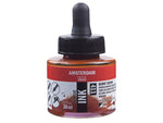 Amsterdam Ink 30ml – 411 Burnt sienna