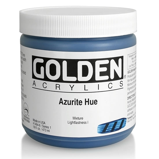 Golden Heavy Body 473 ml 14646 Azurite Hue S1