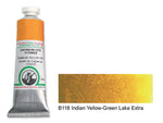 B118 Indian Yellow Green lake Extra 40 ml