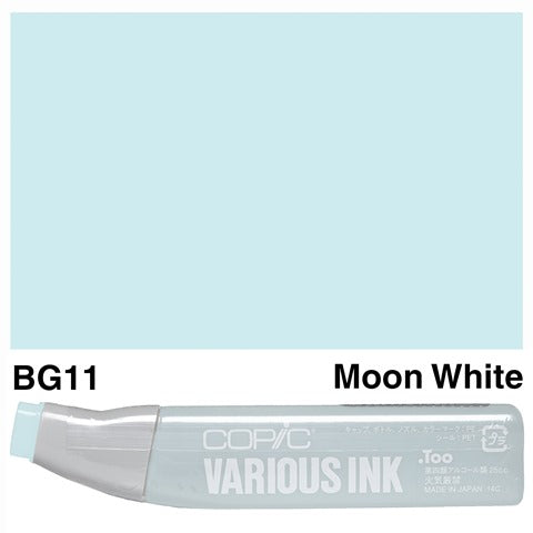 Copic Various Ink – BG11 Moon White