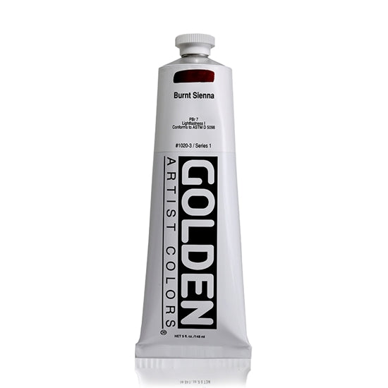 Golden HB 148ml 10203 Burnt Sienna S1