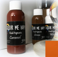 Caramel 50 ml - Flytende Pigment - Colour Me Happy
