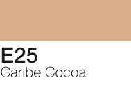 Copic Various Ink – E25 Caribe Cocoa