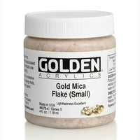 Golden Heavy Body 237 ml 40765 Gold Mica Flake Small S5