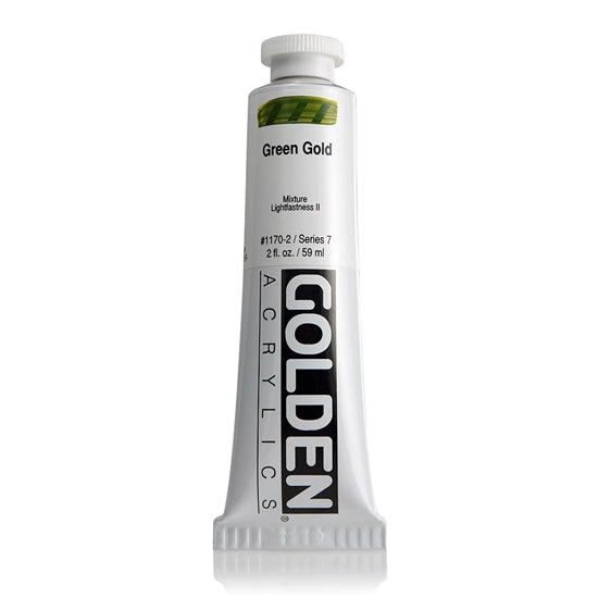 Golden Heavy Body 59ml 11702 Green Gold S7