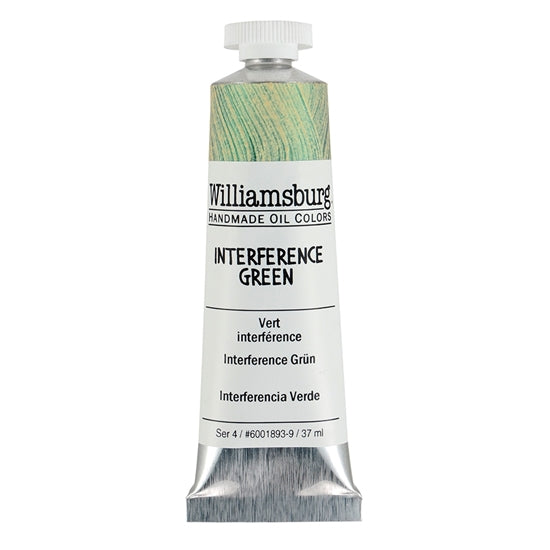 Williamsburg Interference Green S 3