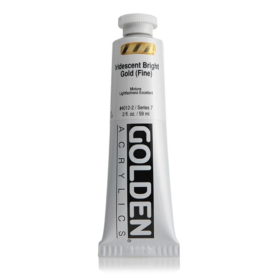 Golden Heavy Body 59ml 40122 Iridescent Bright Gold S7