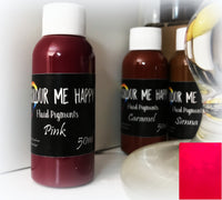 Pink 50 ml - Flytende Pigment - Colour Me Happy
