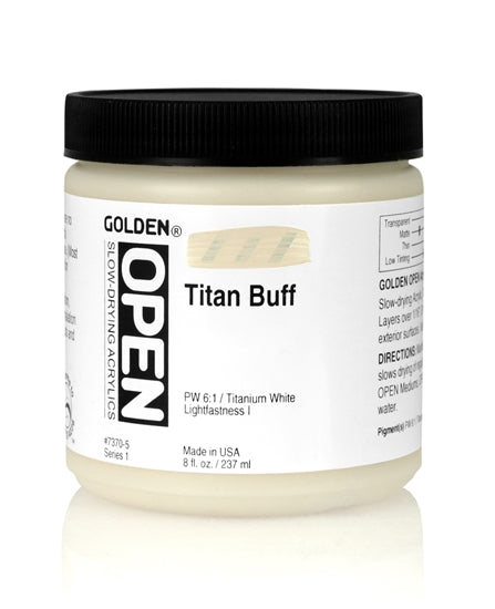 Golden Open 73705 Titan Buff S1 237 ml