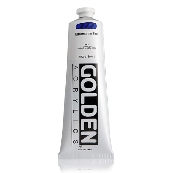 Golden HB 148ml 14003 Ultramarine Blue S2