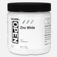 74155 Golden Open Zinc White 237 ml s1