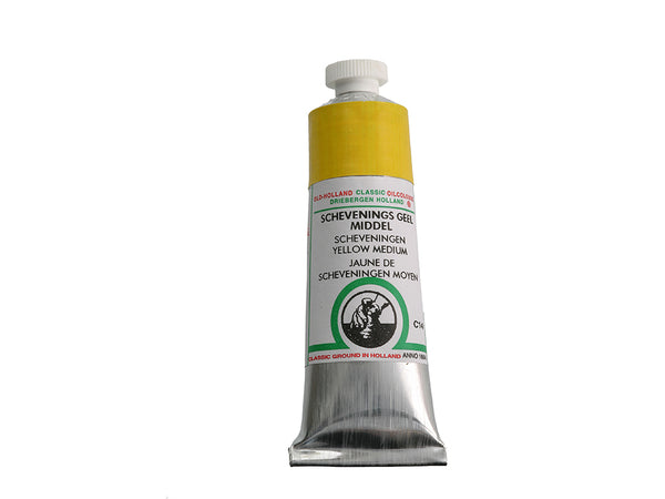 C14 Scheveningen Yellow Medium,  40 ml