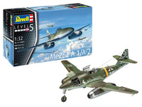 Revell 1:32 03875 Me262 A-1 Jetfighter Model Aircraft Kit