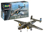 Revell 1:48 04977 B-25C / D Mitchell Model Aircraft Kit