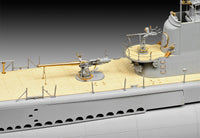 Revell 1:72 05168 US Navy Submarine GATO-CLASS Model Ship Kit