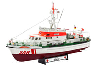 Revell 1:72 05683 DGzRS Berlin + Sea King Model Ship Kit Set