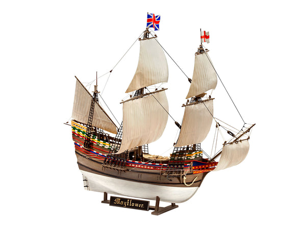 Revell 1:83 05684 Mayflower - 400th Anniversary Model Ship Kit
