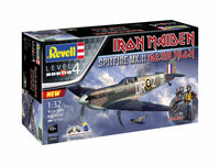 "Revell 1:32 05688 Spitfire Mk.II ""Aces High"" Iron Maiden Model Aircraft Kit Set"