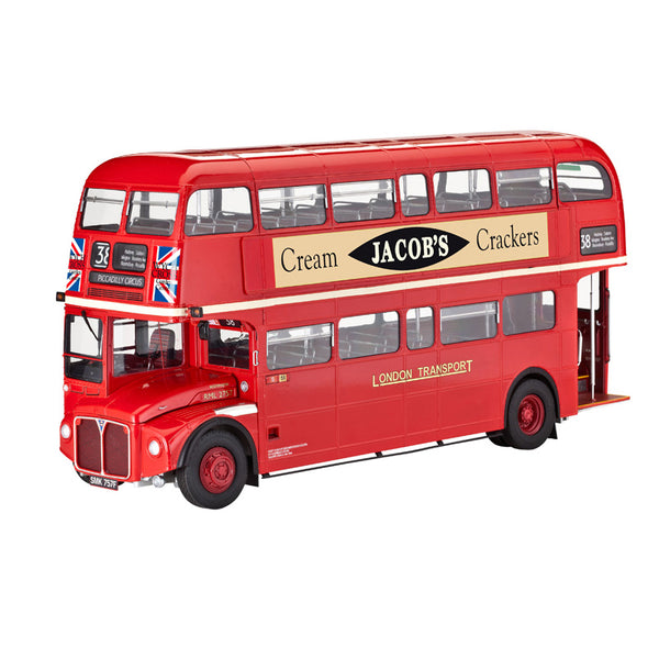 Revell 1:24 07651 London Routemaster Bus Model Bus Kit