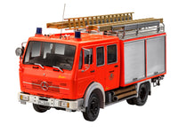 Revell 1:24 07655 Limited Edition Mercedes-Benz 1017 LF 16 Fire Engine Model Kit