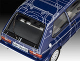 "Revell 1:24 07673 VW Golf GTI ""Builders Choice"" Model Car Kit"