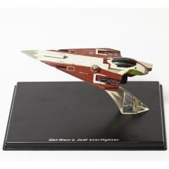 DeAgostini SW18 Star Wars Starships & Vehicles Collection - Obi Wan's Jedi Starf