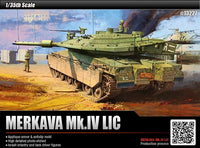 Academy 1:35 13227 Merkava Mk IV LIC Model Military Kit